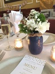 Mason Jar Decorations For Bridal Shower Centerpieces For Bridal Shower MFORUM 29