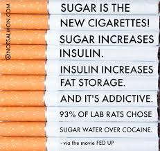 how sugar addiction is like a drug addiction sugar addiction