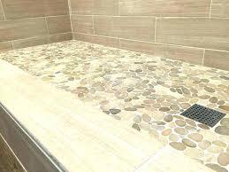 tile shower floor drain best for s ceramic concrete pan kit how