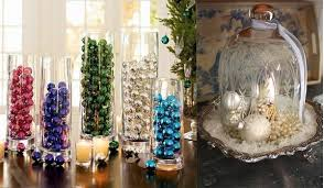 Decorating Ideas For Glass Jars Glass Decorations Decorating With Christmas Glass Jars Adorable 25