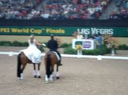 Guenter Seidel and Beth Ball Pas de Deux--This is a must-see!   Dressage  horses, Sport of kings, Equestrian life