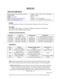 Resume 24 Cover Letter Template For Mba Freshers Format Download