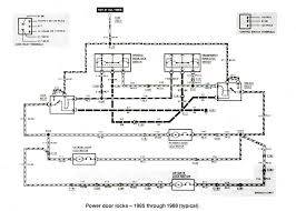 wiring diagram 1984 ford ranger stereo the wiring diagram ford ranger wiring by color 1983 1991 wiring diagram