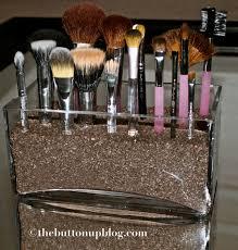 diy makeup organization c o theonup