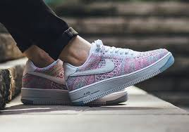 nike wmns air force 1 flyknit low multicolor radiant emerald air force 1 flyknit