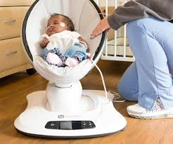 4moms: Meet the 4moms® mamaRoo® infant seat