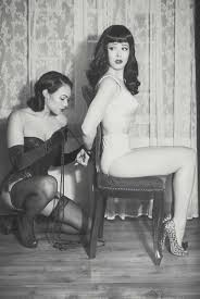 Betty page bondage picture