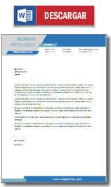 Carta De Presentacion Modelo Carta De Presentacion Ejemplo Modelo Carta Presentacion