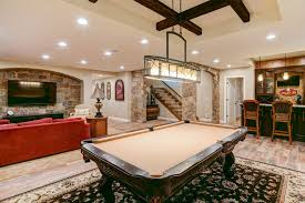 basement pool table. Unique Basement Pool Table Lamps Round To Basement E