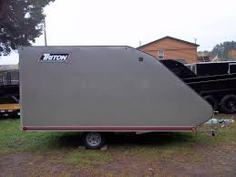 triton tc128 hybrid snowmobile trailer pine river sales duluth triton trailer lights at Triton Trailer Wiring Harness