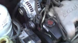 2000 grand am belt idler pulley alternator and water pump 2000 grand am belt idler pulley alternator and water pump install part ii