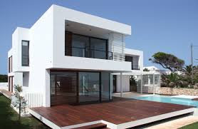 Design Exterior Case Moderne : House in menorca by dom arquitectura housevariety