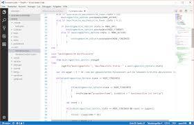 Eclipse Smarthome Designer Openhab 2 Openhab Designer Plugin Für Visual Studio Code Entwickler
