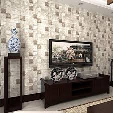 Small Picture New Arrival 3d Brick Pattern Design Wallpaper Roll Wallpaper Home