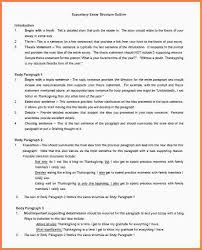 structure of an expository essay co structure