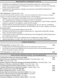 HR Specialist Resume Sample & Template Page 2
