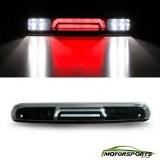 2013 Chevy Silverado 3rd Brake Light Details About For 2007 2013 Chevy Silverado Gmc Sierra Black 3d Third 3rd Brake Light