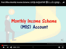 Monthly Income Scheme For Generic Chitfundsoftwares In
