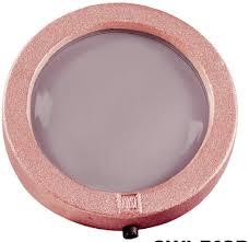 Aziano Lighting Amazon Com Cast Lighting Cwlr1cb Solid Bronze Convex Lens