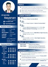 Automotive Mechanical Engineer Sample Resume 11 Cv Engineering