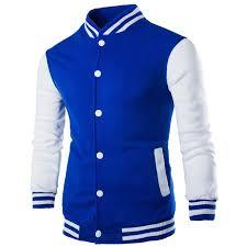 New Men/Boy <b>Baseball</b> Jacket Men <b>2019 Fashion</b> Design Wine Red ...