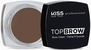Kiss New York Professional <b>Помада для бровей Top</b> brow, Dark ...