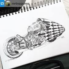 moto art. moto art - @luckycatgarage\u0027s photo: \