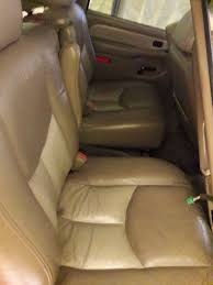 gmc yukon denali 2003 to 2004 to 2005 to 2006 bucket seats for the back and third row seat auto parts in oakland ca offerup