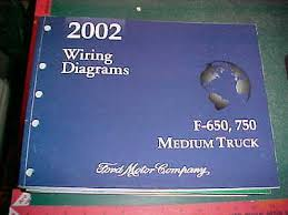 ford f750 zeppy io 2002 ford f 650 f 750 medium truck wiring diagrams manual mint condition