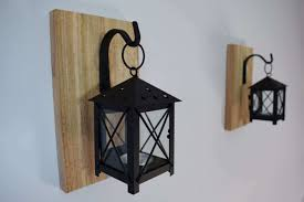 wall decor candle holders elegant wooden wall sconce wood candle holder primitive country