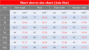 Superman Vs Batman Tshirt Size Chart