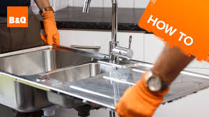 removing a kitchen sink tap. how to replace a kitchen sink part removing your old change washer tap