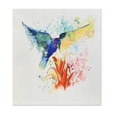 Fabric Painting Designs Of Birds Decorative Fabric Original Simple Hand Painted Birds Painting Fine Art Buy Bird Oil Painting Oil Painting On Canvas Bird Bird Designs Fabric