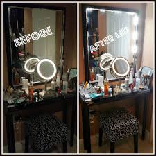 Excellent Makeup Vanity Lighting Ideas Pics Inspiration ...