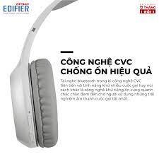 Tai nghe chụp tai Bluetooth 5.0 thể thao EDIFIER W800BT Plus Chống ồn -  Hàng chính hãng - Tai nghe Bluetooth chụp tai Over-ear Nhãn hiệu Edifier