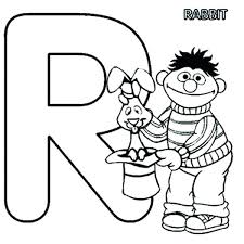 Sesame Street Birthday Coloring Pages Free Sesame Street Coloring