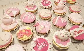 Cupcakes Cupcake Favours Quality Cake Company Tamworth