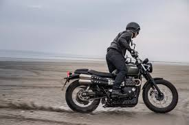 the scrambler has evolved thanks to triumph ducati bmw moto