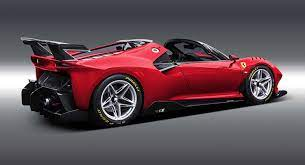 New hips, old heart the p80/c is an extensively reworked and rebodied ferrari 488 gt3 race car. The P80 C Spider Is An Even Hotter Take On Ferrari S Latest One Off Carscoops