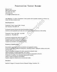 Qtp Tester Cover Letter Sarahepps Com