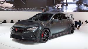 2018 honda type r. simple type honda civic type r prototype 2016 paris auto show and 2018 honda type r n