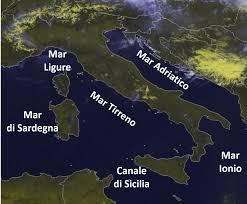Geografia Dellitalia Fie Italia