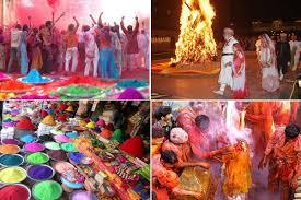 Image result for holi festival in kolkata