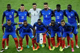 Uefa euro 2016), die 15. Frankreich Trikot Zur Em 2016