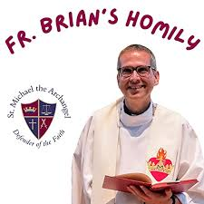 Fr. Brian's Homily Podcast | Podcasts on Audible | Audible.com