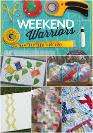7 Quick Quilted Projects to Make This Weekend &  Adamdwight.com