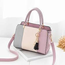 <b>SHUNVBASHA</b> Ladies Bag Set High Quality PU Leather Ladies ...