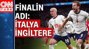 EURO 2020'de final heyecanı! İtalya-İngiltere arasında final karşılaşması -  YouTube