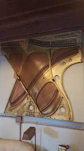 photo of the mine cafe jerome az united states wall art  on grand piano wall art with wall art 300 lb grand piano harp yelp