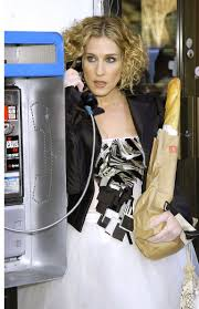 Carrie Bradshaw Carrie Bradshaws Relationship With Technology Was More
